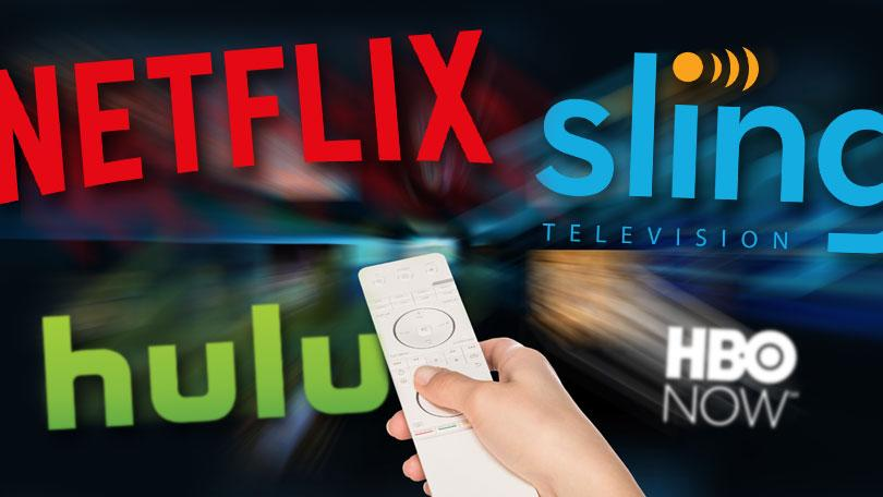 Best Video Streaming Services 2018